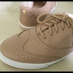 New Kate Spade Oxford Sneakers Size 7 1/2